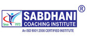 Sabdhani Coaching Institute